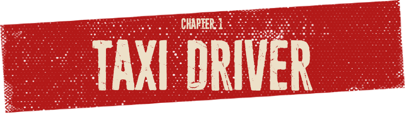 El Gringo wine | Chapter 1: Taxi Driver and the incident that made little Johnny hide behind a western character